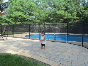 child safety pool fence installation in Dallas & Fort Worth, TX