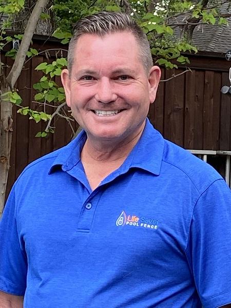 Bob Kurtz, Owner of Life Saver Pool Fence of Texas