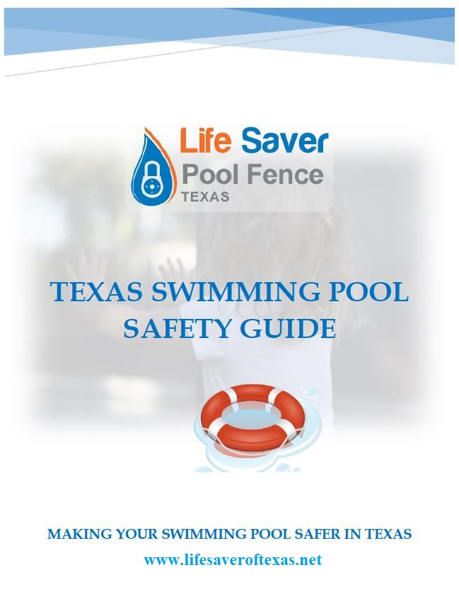 Life Saver of Texas - Texas Swimming Pool Safety Guide eBook